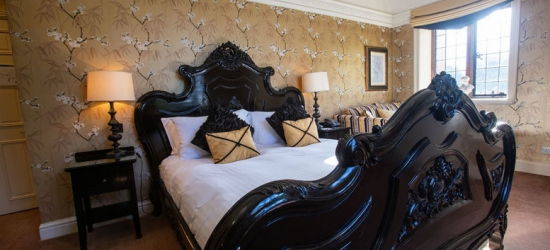 4* Inglewood Manor Escape for 2 - Prosecco & Dinner Upgrades!