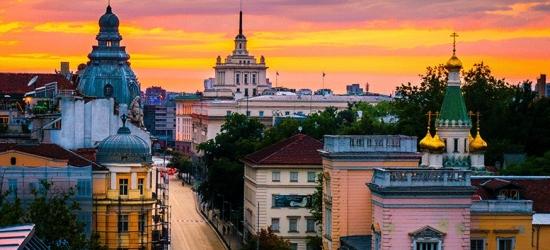 2-3nt Sofia City Getaway with Flights & Breakfast