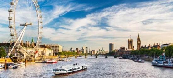 4* London Break, Breakfast & 24hr Hop On Hop Off River Cruise