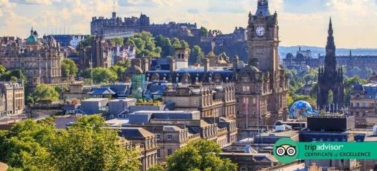 1-2nt Edinburgh City Escape, Breakfast
