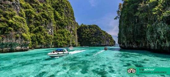 7nt 4* Phuket Getaway, Speed Boat Tour, Deluxe Room