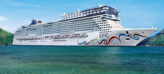 Barcelona Stay & 7nt Western Mediterranean Cruise on Norwegian Epic