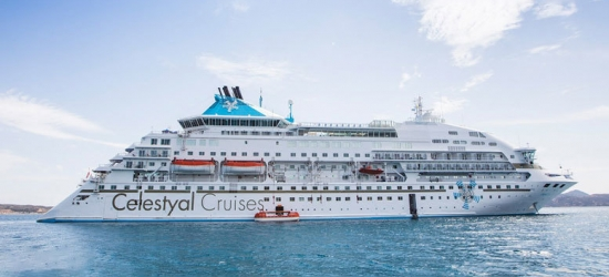 4* Athens & 7nt All-Inclusive Eastern Med Celestyal Crystal Cruise