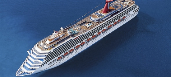 Carnival Glory Caribbean Cruise + Memphis & New Orleans Stays