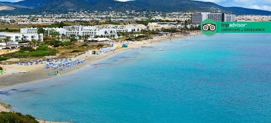 3-7nt 4* Ibiza Beach Break
