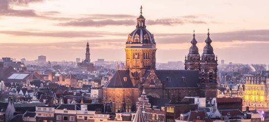 2-3nt 4* Central Amsterdam Escape  - Summer Dates!