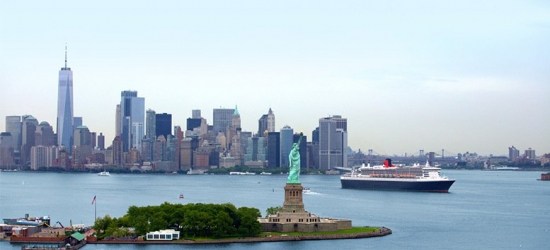 7nt Full-Board Transatlantic Queen Mary 2 Cruise & 4* New York Stay