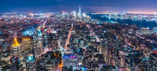 3nt New York City Escape & Return Flights - Dates till May 2020!