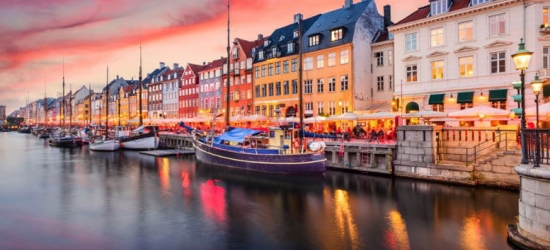 2-3nt Central Copenhagen Holiday