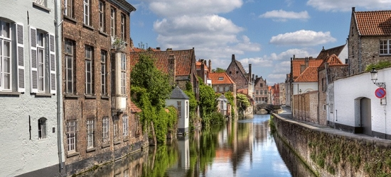 3nt P&O Bruges Cruise Getaway & 4* Hotel Stay