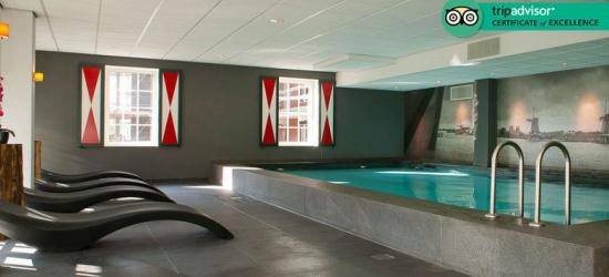4* Amsterdam Spa Break  @ Inntel Hotel