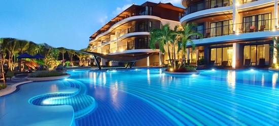 7nt 4* Thailand beach resort escape