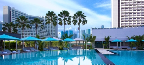 7nt 5* luxury Singapore escape