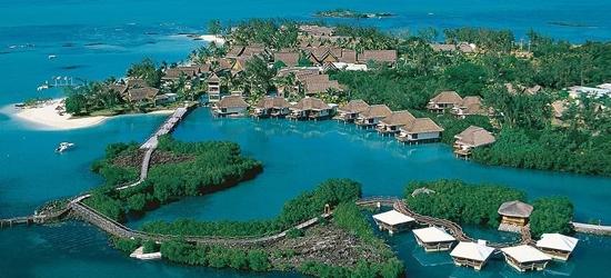 7nt 5* Seychelles island resort hideaway