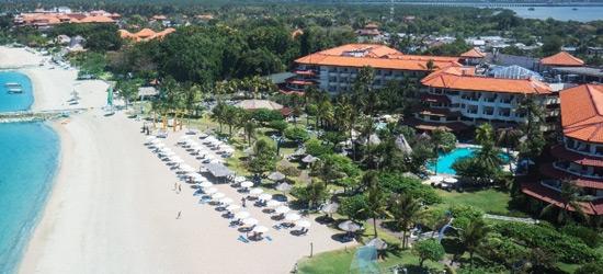 7nt 5* Bali resort & spa getaway