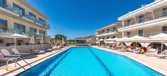 7 night 4* all-inclusive Zante escape
