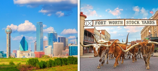 Win the ultimate Texas getaway to Dallas and Fort Worth