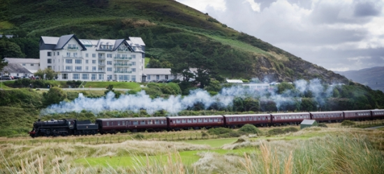 Win a weekend break for two in Wales