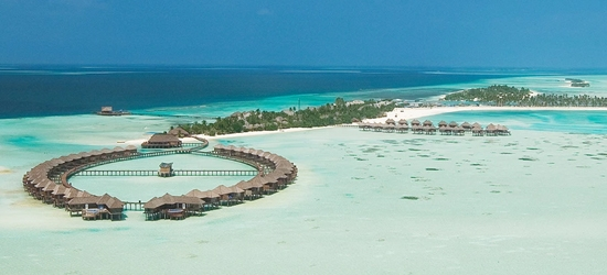 7 night 4* Maldives beach & spa escape