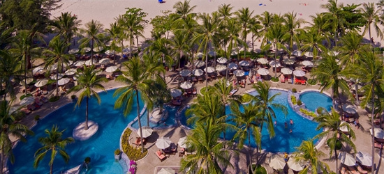 7 night 5* Phuket beach resort break