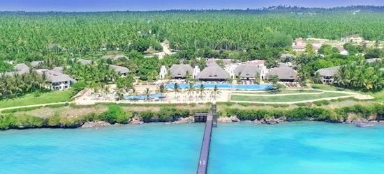 7 night 5* Zanzibar resort & spa break