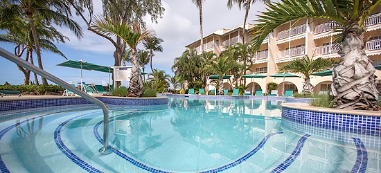 7 night 4* Turtle Beach, Barbados break