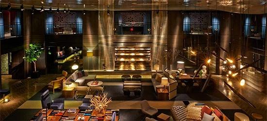 3 nights at the 3* Paramount Hotel, New York