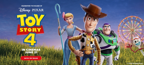 Win a Toy Story adventure for four at Disneyland Paris