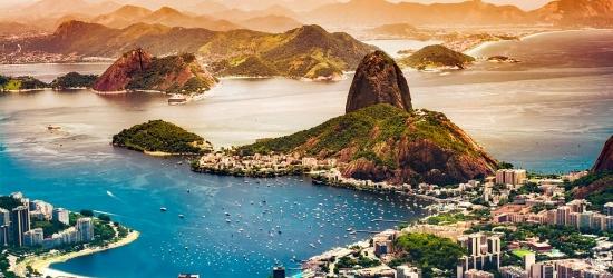 Win a family trip to Rio de Janeiro
