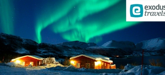Win a Northern Lights and whale-watching Norwegian Arctic trip for two