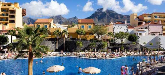 7nt 4* Tenerife apartment holiday w/all-inc option