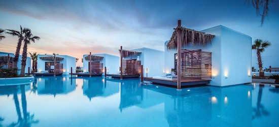 7nt 5* Crete luxury resort & spa w/all-inc option