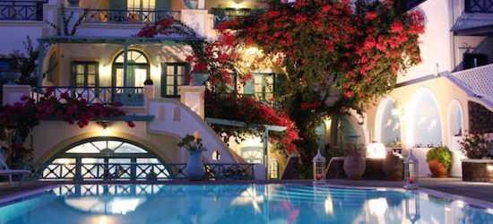 7nt 4* relaxing Santorini getaway