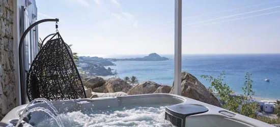 7nt 5* luxury Mykonos beach resort w/spa & wellness facilities