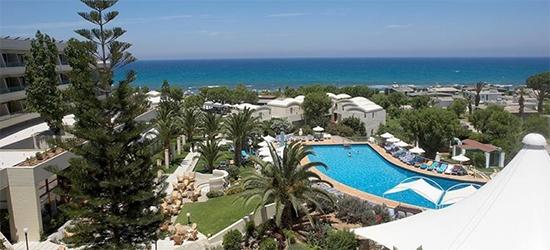 7 nights at the 4* Agapi Beach Resort, Crete
