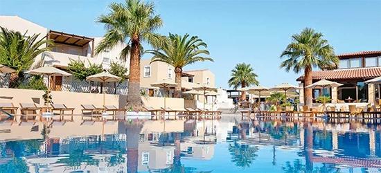 7 nights at the 4* Grand Leoniki Residence, Crete