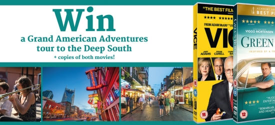 Win a Grand American Adventures tour to the Deep South