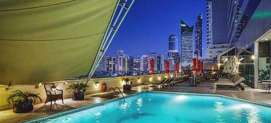4 night 5* Abu Dhabi short break