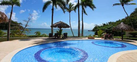 7 night 5* all-inclusive Dominican Republic resort getaway
