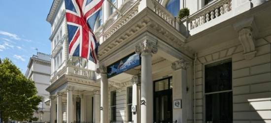 £62pp Based on 2 people per night | The Queen's Gate Hotel, Kensington, London