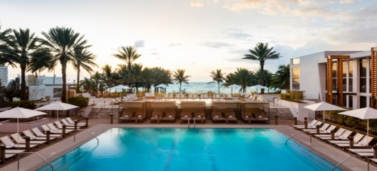 £78pp Based on 2 people per night | Eden Roc Miami Beach, Florida, USA