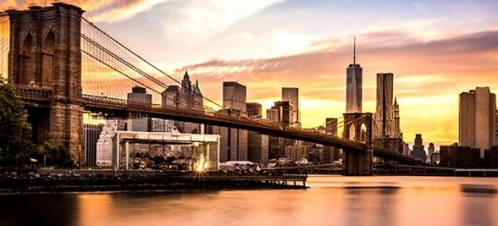 £126pp Based on 2 people per night | 1 Hotel Brooklyn Bridge, Brooklyn, New York