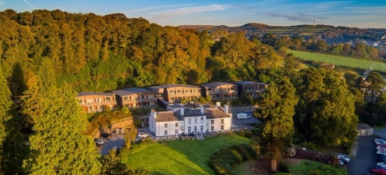 £82pp Based on 2 people per night | The Cornwall Hotel, Spa & Estate, St Austell, Cornwall