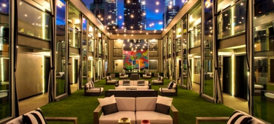£48pp Based on 2 people per night   Cachet Boutique New York Hotel, Midtown, New York