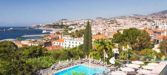 £38pp Based on 2 people per night | Hotel Quinta Bela São Tiago, Funchal, Madeira