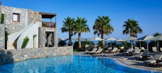 5* all-inclusive luxury at a beachfront Crete escape, Ikaros Beach Luxury Resort & Spa, Greece