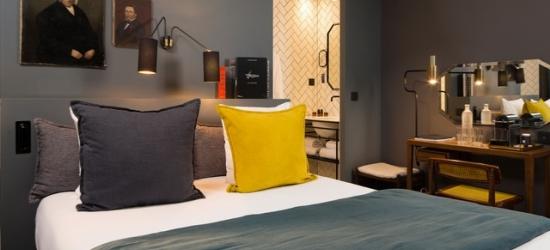 £44pp Based on 2 people per night | C.O.Q Hotel Paris, Paris, France