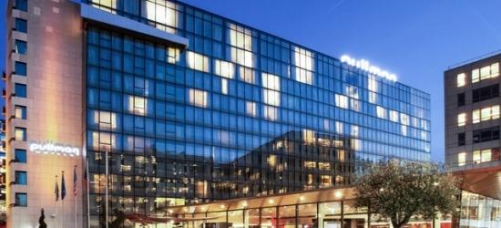 £66pp Based on 2 people per night | Pullman Paris Centre - Bercy, Paris, France