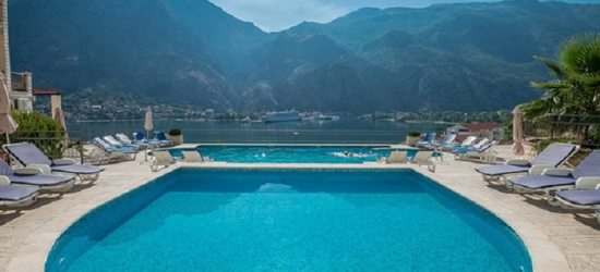 Serene self-catering Montenegro break with stunning views, Kotor Vista Apartments, Kotor Bay