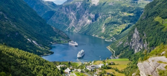 Fantastic summer fjords tour in picturesque Norway , Oslo, Oppland, Førde, Bergen & more